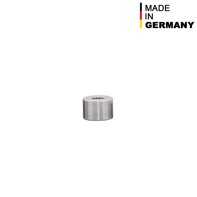 Casquillos distanciadores de aluminio M6, di/ámetro interior de 6,5 mm, 4 unidades FASTON di/ámetro exterior de 15 mm Casquillos distanciadores de casquillos hembra distanciadores