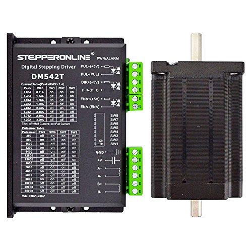4 axis stepper motor kit - 6