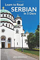 Learn to Read Serbian in 5 Days Paperback