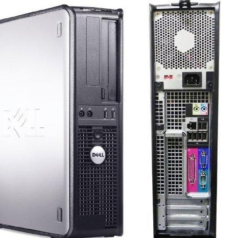 Dell Optiplex Processor Interlaced Performance