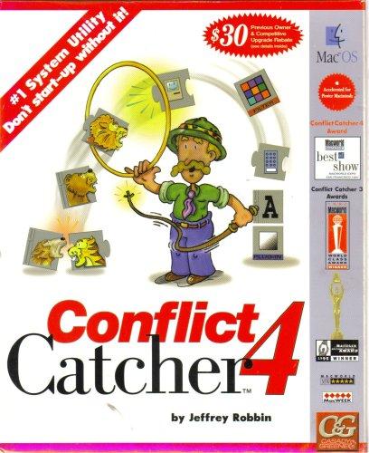 Conflict Catcher 4  Macintosh