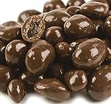 Carob Covered Raisins (Sugar Sweetened) - 1 Lb