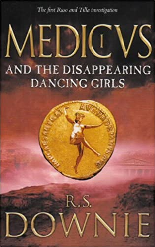Book Medicus and the Disappearing Dancing Girls