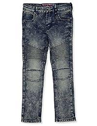 Chams Boys' Slim Fit Jeans