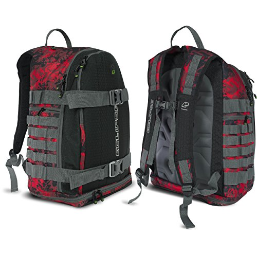 Planet Eclipse GX Paintball Gravel backpack Bag (Fire)