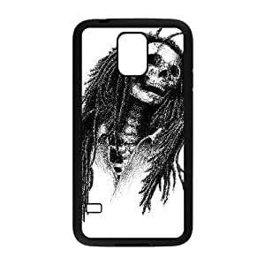 Customized Case for SamSung Galaxy S5 I9600 with Skull ssu_1995453 at SHSHU