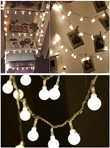 Globe String Light Dailyart Led Starry Light Fairy Light