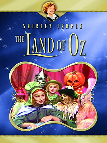 Amazon Com Shirley Temple Land Of Oz The Reluctant