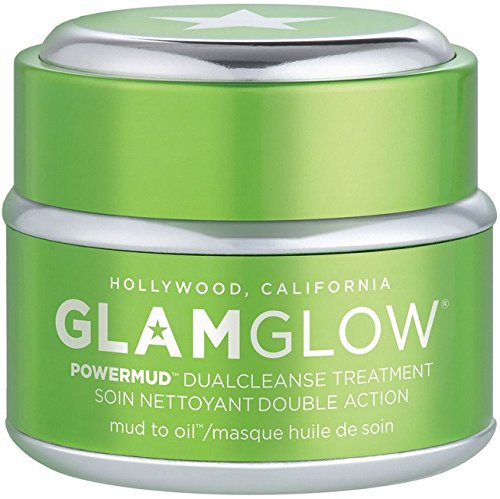 Glamglow Powermud Dualcleanse Treatment Large Jar 1.7oz/50g
