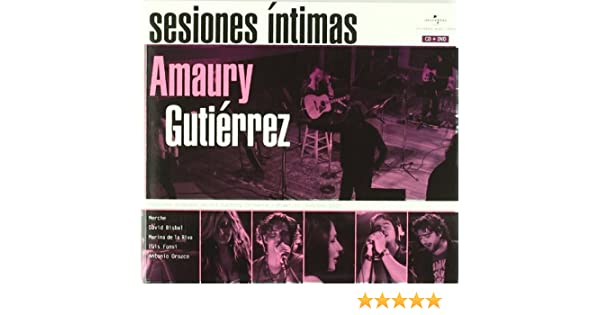 gratis cd amaury gutierrez sesiones intimas