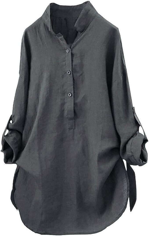 Amazon.com: Snowfoller Camisas a cuadros para mujer, cuello ...