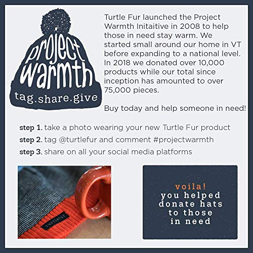 Turtle Fur - Comfort Shell Totally Tubular Lightweight Multi-Functional Headwear, Black by Turtle Fur (Image #7)