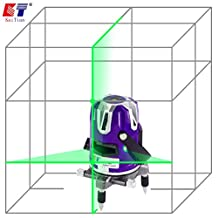 Kaitian Green Point and Line Rotary Lasers Dual Beam Laser Level Horizontal and Vertical Line Laser