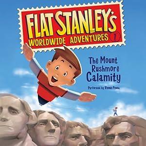 Flat Stanley's Worldwide Adventures #1 Audiobook