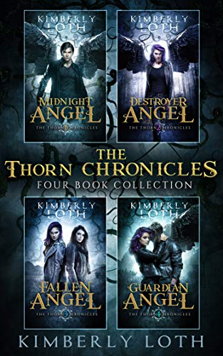 Pdf Teen The Thorn Chronicles: The Complete Series