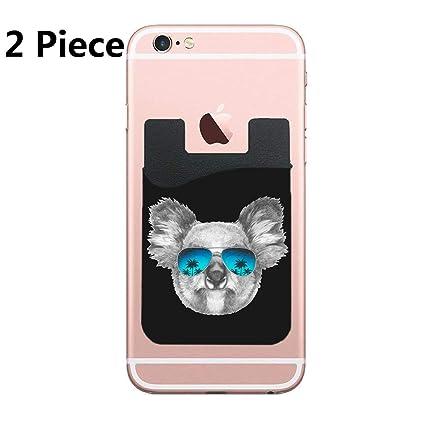 Portable Miroir Téléphone À De Koala Soleil Pour Avec Lunettes kw80OPn