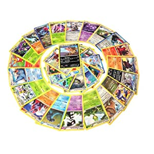 25 Rare Pokemon Cards with 100 HP or Higher (Assorted Lot with No Duplicates) - 51jtQ8HCNsL - 25 Rare Pokemon Cards with 100 HP or Higher (Assorted Lot with No Duplicates)