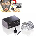 (US) AL'IVER Magnetic Face Mask Mineral-Rich Magnet Mask with Magnet Pore Cleansing Removes Skin Impurities 1.7 oz