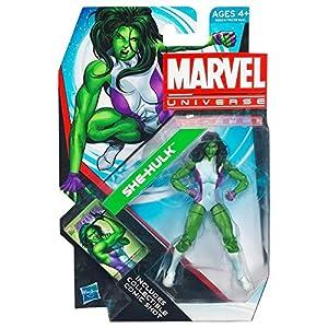 51jtQAQsvfL. SS300 She Hulk Marvel Universe Action Figure