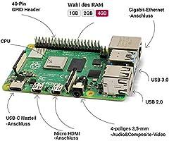 ABOX - Raspberry Pi 3, Modelo B Plus (B +), Kit de iniciación ...