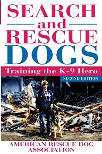 search and rescue dog books