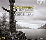 Claudio Monteverdi: Madrigals Book VIII
