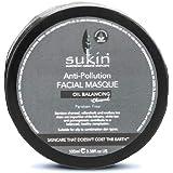Sukin Oil Balancing Anti-Pollution Facial Masque, 100 ml