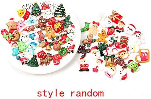 Meliya - Juego de accesorios para decoración de Navidad para ...