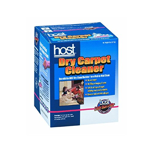 Racine Ind. 8HB Host Dry Carpet Cleaner 6 lbs