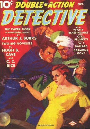 Double-Action Detective - 10/38: Adventure House Presents: