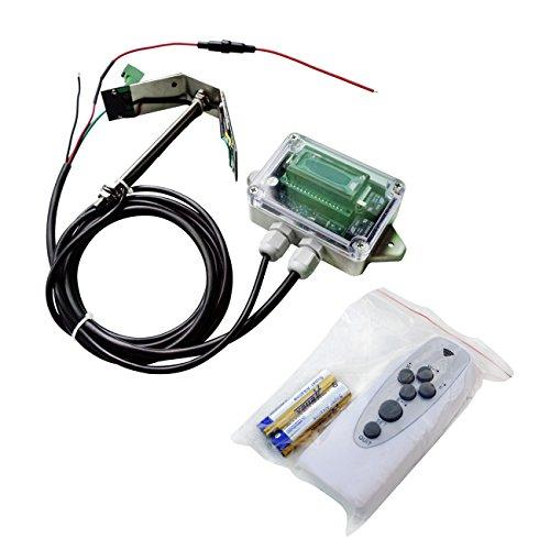 ECO LLC Solar Tracker Tracking Single Axis Electronics Tracker Controller Panel