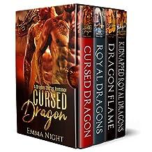 Cursed Dragon 4 Book Mega Set