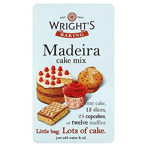 Wright's Madeira Cake Mix (500g) (Cake 500g Chocolate)