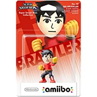 Mii Brawler amiibo - Europe/Australia Import (Super Smash Bros Series)