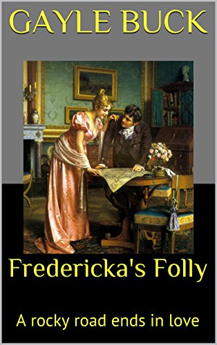 book cover of Fredericka\'s Folly