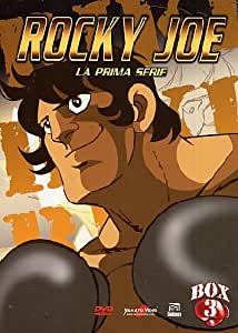 Rocky Joe - Serie 01 Box 03 (Eps 41-60) (4 Dvd) [Italia]