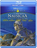 Nausicaa of the Valley of the Wind [Blu-ray + DVD]