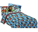 Spin Master Nickelodeon Paw Patrol Kids Twin Bedding Sheet Set