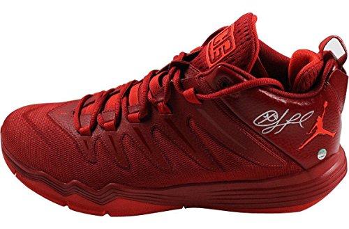 CHRIS PAUL Autographed Red Jordan CP3.IX Shoe STEINER (Jersey Cp3 Clippers)
