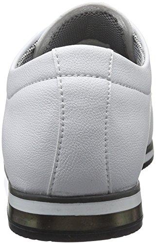 211 Basse white Unisex Weiß Adulto 03 Tamboga Sneaker TpqnTd