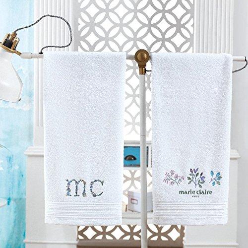 LaModaHome 2 Pcs Hand Towel Set Premium Quality Made in Turk