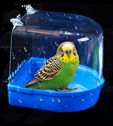 Trixie - Bañera para pájaros Jaula, aviario, pájaros de Budgie ...