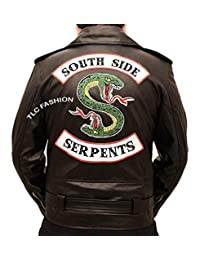 efccb8bee7d3 TLCFashion Riverdale Jughead Jones Southside Serpents Jacket