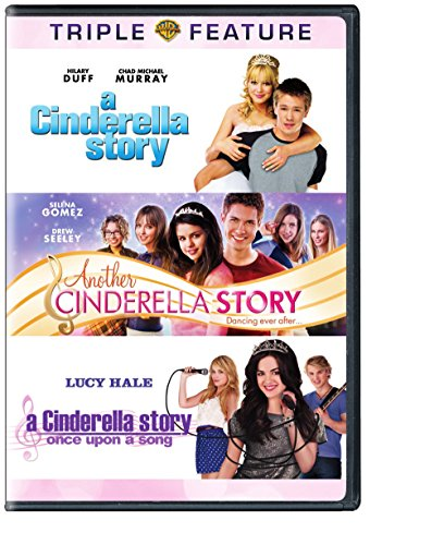 Cinderella Story Dvd - A Cinderella Story / Another Cinderella Story / A Cinderella Story: Once Upon a Song (Triple Feature)