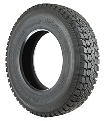 Double Coin RLB1 Open Shoulder Drive-Position Commercial Radial Truck Tire - 255/70R22.5 16 ply