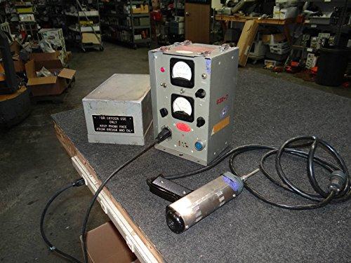 Vintage GE Leak detector H1Control Unit w/ Gun 9159506G4 from Unknown