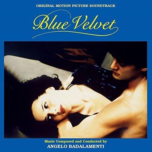 Vinilo : Soundtrack - Blue Velvet (Colored Vinyl) (Colored Vinyl, United Kingdom - Import)
