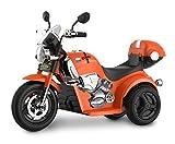 Kid Motorz Motorcycle in Orange (6V)