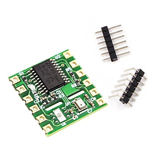 Atmosphetic Air Pressure Sensor BMP280 chip and Height Module STM8L051F3 chip WT-BMP280