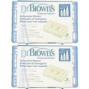 Dr. Brown`s Standard Dishwashing Basket, Polypropylene - 2 Count